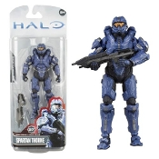 Halo 4 Series 3 Spartan Thorne in Recruit Armor Action Figure