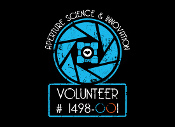 Aperture Science Volunteer