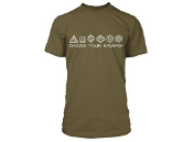 Dice Choose Weapon Premium Tee