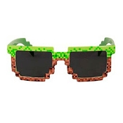 Pixel Brick Glasses
