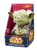 "Star Wars 9"" Talking Plush - Yoda"