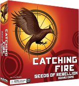 The Hunger Games: Catching Fire Seeds of Rebellion Board Game