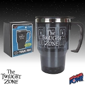 The Twilight Zone Doorway 14 oz. Travel Mug
