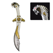 Mighty Morphin Power Rangers White Ranger Legacy Sword