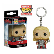 Avengers Age of Ultron Thor Pocket Pop! Vinyl Figure Key Chain