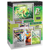 Pokemon TCG: Black and White Super Snivy Starter Figure Box