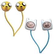 Adventure Time Ear Bud Headphones Case