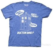DOCTOR WHO KNOCK KNOCK