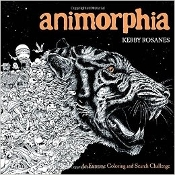Animorphia: An Extreme Coloring and Search Challenge