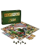 Monopoly the Legend of Zelda Board Game