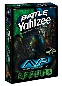 Battle Yahtzee Alien vs Predator Board Game
