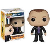 Doctor Who Ninth Doctor Pop!