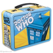 Doctor Who Large Tin Lunch Box