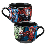 Marvel Avengers Assemble 20 oz. Ceramic Soup Mug  0