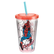 Marvel Spider-Man 18 oz. Acrylic Travel Cup  0