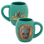 Marvel Guardians Of The Galaxy Vol 2 Groot 18 oz. Ceramic Oval M