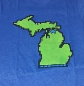 Michigamer Tee Shirt