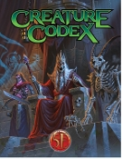 Dungeons and Dragons RPG: Creature Codex Hardcover