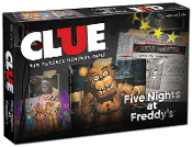 CLUE®: Five Nights at Freddy's