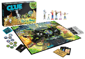 CLUE®: Rick and Morty™