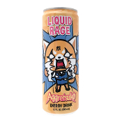 Aggretsuko Liquid Rage Energy Drink