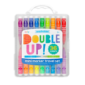 Double Up! 2-in-1 Mini Marker Set