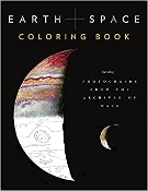 Earth Coloring Book w/ NASA Images